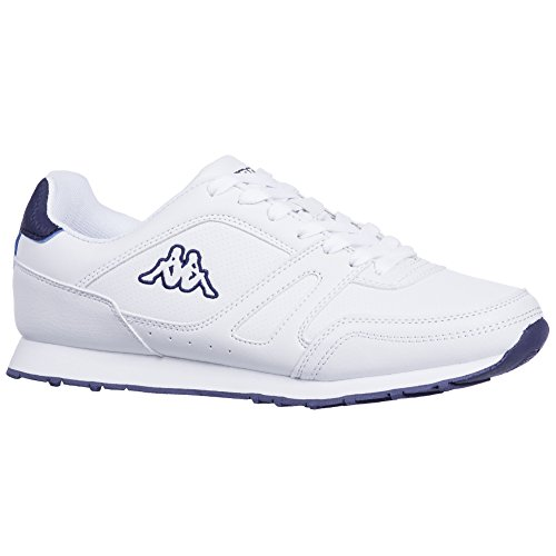 ZAPATILLAS KAPPA - 303LCB0-WHITE--NAVY-T-43