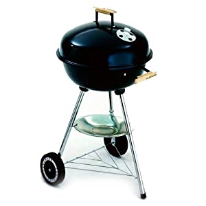 landmann 43cm kettle charcoal barbecue amazon forums. Black Bedroom Furniture Sets. Home Design Ideas