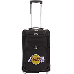 NBA Denco 21-Inch Carry On Luggage by Denco