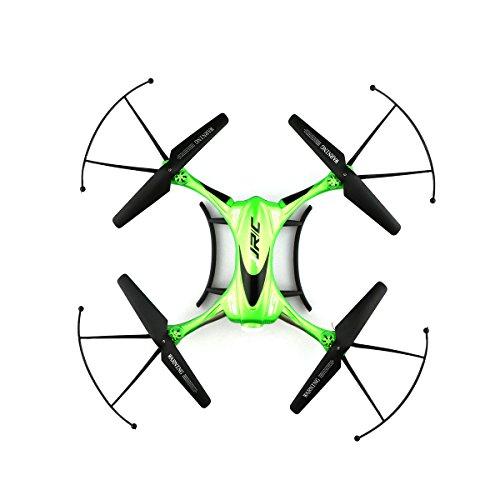 H31 Etanche Mode Headless 360 ° Roulant Action 3D CF One Key Retour 2.4G 4CH 6 Axe RC Quadcopter RTF avec Lumiere LED pour Night Flight