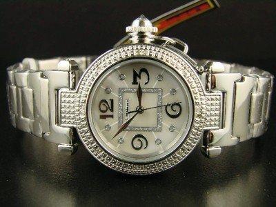 New Ladies Jojino Genuine 12 Diamond Watch MJ-1049
