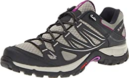 Salomon Womens Ellipse Aero Fast Hiking Shoe