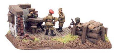 Soviet HQ - 1