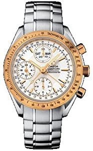 Omega Speedmaster Day/Date Mens Watch 323.21.40.44.02.001
