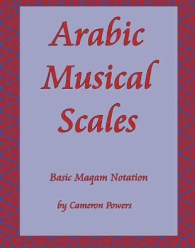 Arabic Musical Scales: Basic Maqam Notation: Basic Maqam Teachings