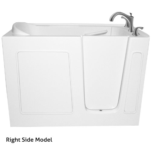 Ariel EZWT-3048 Walk-In Bathtub SOAKER R 48x29x38