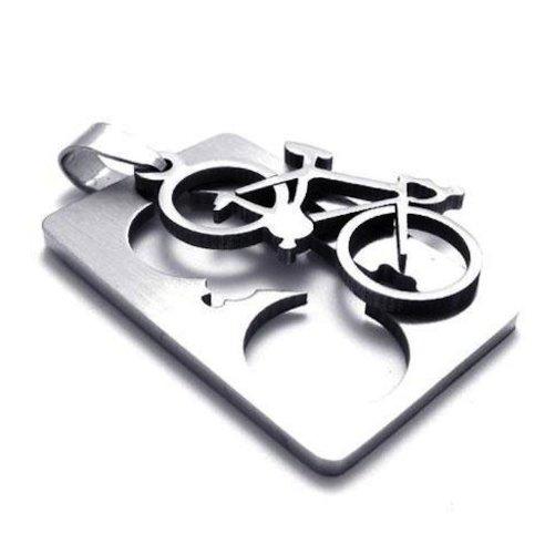 bicicleta-colgante-marathon-cadena-fashion-colgante-de-metal-inoxidable