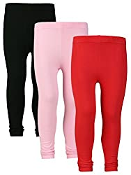 Sinimini Trendy girls leggings (pack of 3)