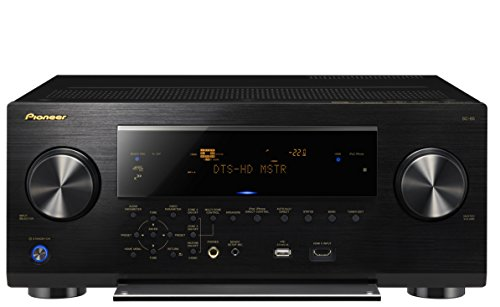 Buy Discount Pioneer Elite SC-85 9.2-Channel Class D3 Network A/V Receiver with HDMI 2.0