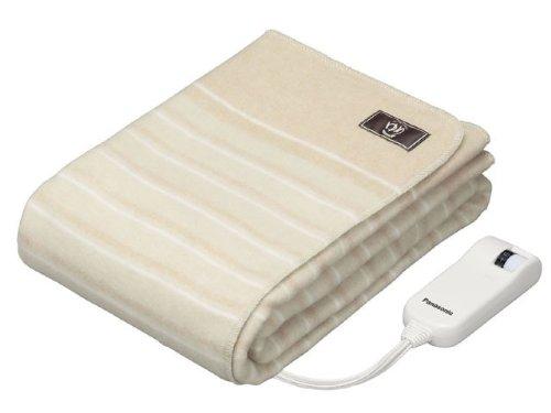 【Amazonの商品情報へ】Panasonic しき毛布 DB-U29LS-C ベージュ