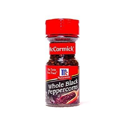 McCormick Whole Black Pepper Corns von McCormick bei Gewürze Shop