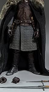 Game of Thrones Eddard Stark (1/6スケール ABS&PVC製塗装済み可動フィギュア)