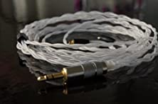 """buy Effect Audio Studio """"Thor Silver"""" Shure Upgrade Replacement Cable For Se846 Se535 Se425 Se315 Se215 Ue900"""