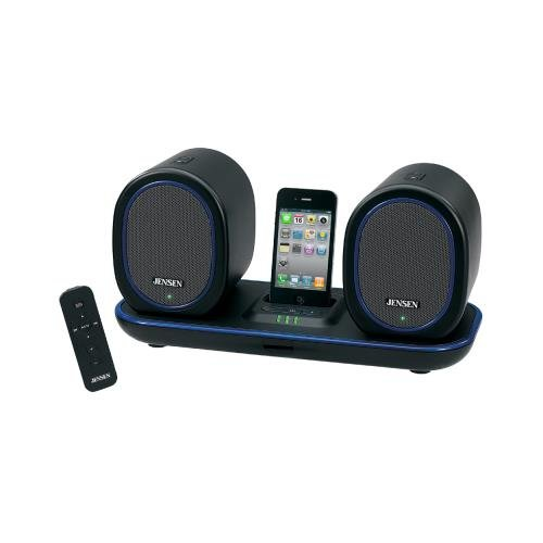 Jensen Jiss600I Docking Station Wireless Speakers For Ipod