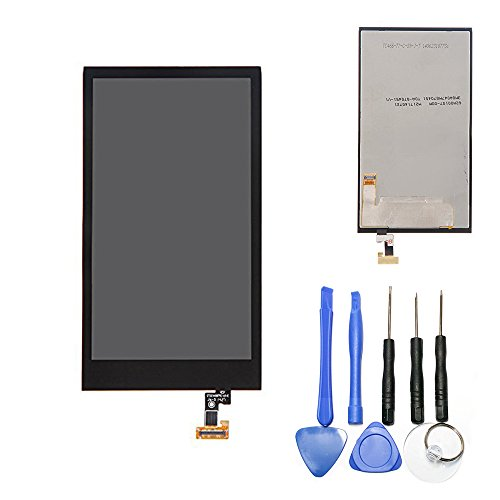 LSHtech LCD Display Touch Screen Digitizer Assembly for HTC Desire 510 with Free Tools (Htc Desire 510 Replacement Parts compare prices)
