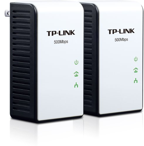 TP-LINK AV500 Gigabit Powerline Adapter Starter Kit (TL-PA511KIT)