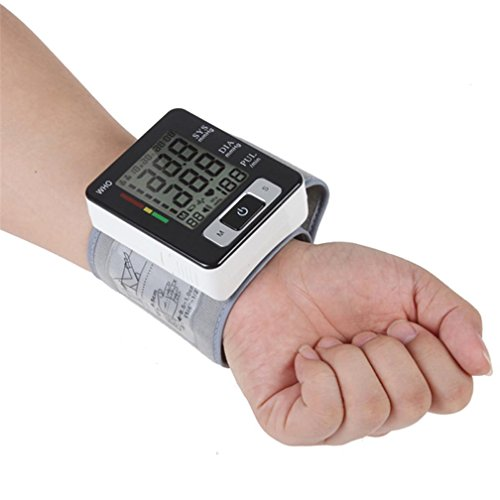 Fonction d'avertissement de poignet Smart Manomètre électronique / OMS