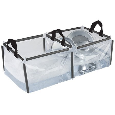 Wash Basin For Kitchen : ... Portable Double Wash Basin Camping/Outdoor/Hiking Kitchen Sink eBay