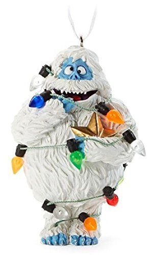 Bumble The Abominable Snowman, Hallmark Rudolph The Red-Nosed Reindeer Christmas Tree Ornament