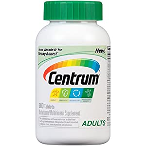 Centrum Adult Multivitamin/Multimineral Supplement