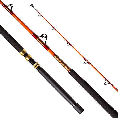 Bluewater Carrot Stix Trolling Pac Bay guides Med Fast (6ft 6in)