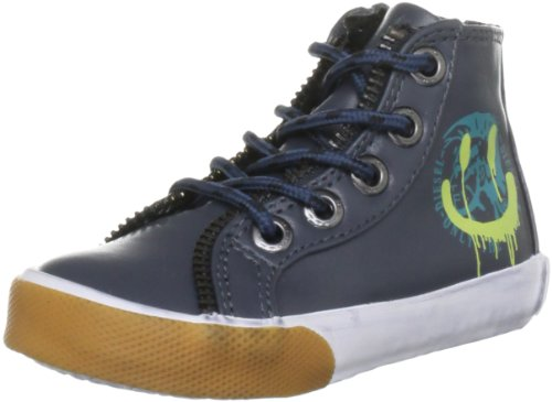 Diesel Toddler Melting Pot Indian Smile Ch Dark Blue Fashion Trainer 000E15Ps899T60834.5 4.5 UK Toddler