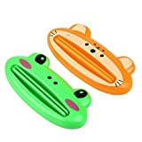 1Pcs-Cartoon-Easy-Squeezer-Toothpaste-Tube-Dispenser-Rolling-Holder-CatFrogPandaPig-Hot-Selling