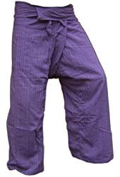 ื์์Nice Toray Fisherman Pants Yoga Clothes Thai Summer Beach Pants free size