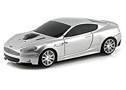 Aston Martin DBS Wireless Mouse (Lightning Silver)