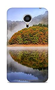 Amez designer printed 3d premium high quality back case cover for Meizu MX5 (Nature (6))