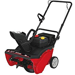 Yard Machines 31AM2N1B700 21-Inch 179cc OHV 4-Cycle Gas Powered Single Stage Snow Thrower With Electric Start