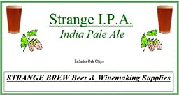Strange IPA Beer Ingredient Kit From Strange Brew