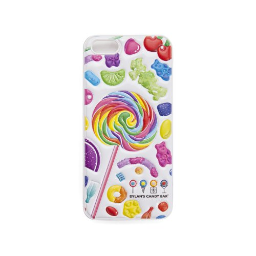 Dylan's Candy Bar Candy Spill Puffy iPhone 5/5s Cover