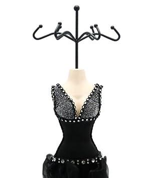 mannequin porte bijoux bijoux pr sentoir bijoux original et l gant pour suspendre. Black Bedroom Furniture Sets. Home Design Ideas