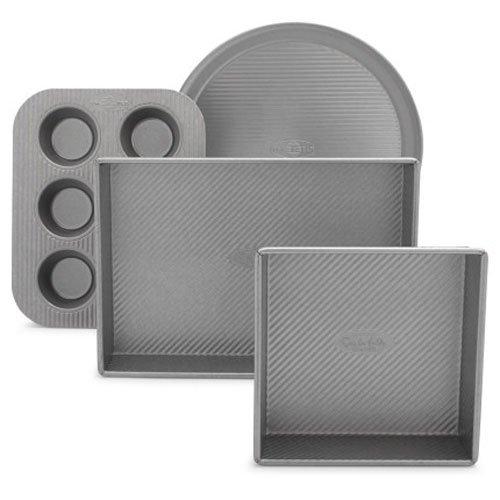 Sur La Table Toaster Oven 4-Piece Pan Set 21325St