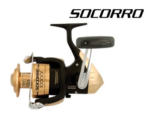 Shimano Socorro 8000F Salt Water Spinning Reel