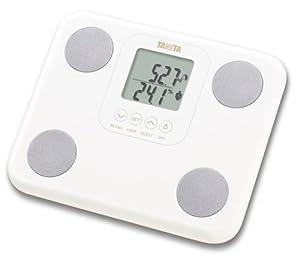 Tanita - BC-730PWH - Balance Impédancemètre - 8 Mesures - Blanc
