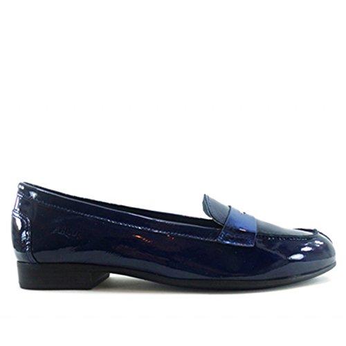 ARCUS - ARCUS MOCASSIN NATAPI BLEU MARINE - 40, blu marino
