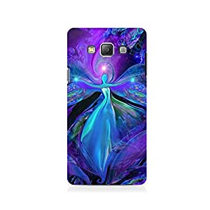 TAZindia Printed Hard Back Case Cover For Samsung Galaxy On7