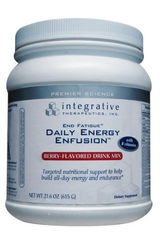 ITI Integrative Therapeutics - End Fatigue Daily Energy Enfusion Berry (21.6 oz) (END10)