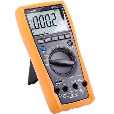 Vc99 Digital Multimeter/Thermometer/Resistance/Voltmeter