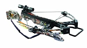 Arrow Precision Inferno Firestorm II Compound Crossbow with Free Rope Cocker,... by Arrow Precision