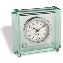 Boise State University - Jade Cube Alarm Clock