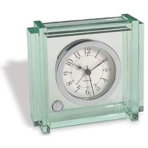 Wake Forest University - Jade Cube Alarm Clock