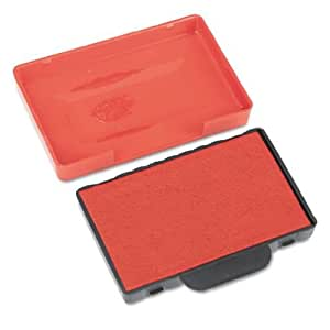 U. S. Stamp & Sign Trodat T5510N Numberer Replacement Ink Pad, Red (P5510NRD)