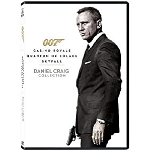 007 james bond daniel craig collection casino. Black Bedroom Furniture Sets. Home Design Ideas
