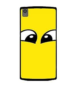 PrintVisa Back Cover (Yellow)