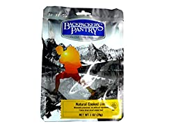 Backpacker\'s Pantry Freeze-Dried Cooked Beef, One Serving Pouch