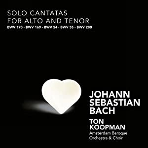 Solo Cantatas for Alto & Tenor