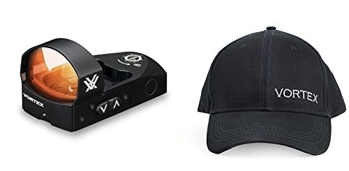 Vortex-Optics-Venom-Red-Dot-Top-Load-3-MOA-with-FREE-Vortex-Hat